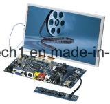 HDMI/AV/VGA a entré le module d'affichage à cristaux liquides de contact de 7 pouces