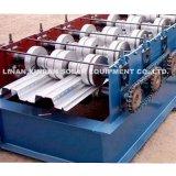 Machine à former le rouleau de plancher en acier