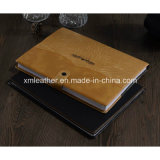Изготовленный на заказ кожаный журнал оптовой продажи книги дневника школы