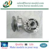 Pièces de rotation en aluminium d'OEM usinant le service