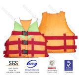 Горячая куртка спасательного жилета Lifebuoys неопрена сбывания для взрослого