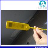 Sicherheits-Verschluss-Dichtungs-Marke UHFRFID mit ABS Material