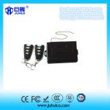 Sistema eléctrico del telecontrol del RF con el transmisor y el receptor