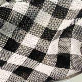 Пряжа полиэфирная ткань Вся обшивочная ткань для женщины платье юбка слой одежды.