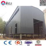 Almacén de la estructura de acero del panel de emparedado del EPS
