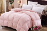 Home Textile Pink Color Polyester Bedding Consolador