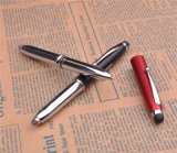 Meilleur crayon lecteur de bille de luxe en métal de stylo bille d'écriture