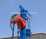 Multifunktionsluft-Wasser-Vertiefungs-Ölplattform der gleisketten-DTH (HJG-W850A)