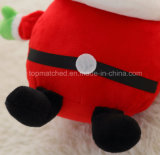 Plush Santa Claus Farcies Décoration de Noël Toy / LED Peluche Santa Claus Toy
