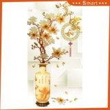 La armonía trae la pintura al óleo china impresa Digitaces de la abundancia para la decoración del vestíbulo