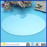 vidro de flutuador desobstruído personalizado chanfrado 1.8mm-10mm para o edifício ou a mobília