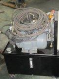 Tipo corte hidráulico del tubo y máquina que bisela de la hidráulica