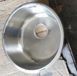 Раковина шара нержавеющей стали L5302 круглая одиночная
