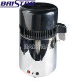 Famiglia portatile distillatore dell'acqua dell'acciaio inossidabile da 4 litri