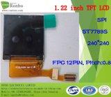 """1,22"""" 240*240 SPI 12pin Module numérique TFT LCD de petite taille"""
