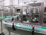 자동적인 주문을 받아서 만들어진 액체 충전물 기계 식용수 생산 라인 레테르를 붙이는 기계장치