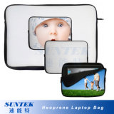 Sublimation Blank Neoprene Laptop Sleeve Bag para Notebook