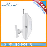Wireless 433MHz Home Burglar Alarm PIR Sensor de Movimento