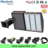 luz de rua ao ar livre do diodo emissor de luz de 150W Shoebox para a iluminação da área de estacionamento