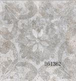 baldosa cerámica rústica esmaltada inyección de tinta de 600X600m m con la ISO