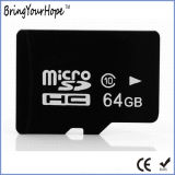 64GB mikro Ableiter-Karte der Kategorien-10 Hochgeschwindigkeitsmit Ableiter-Adapter (64GB TF)