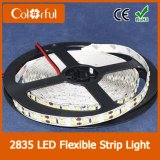 Striscia flessibile dell'indicatore luminoso di alto lumen SMD2835 DC12V LED