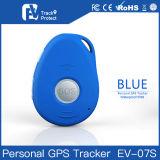 Rastreamento em tempo real do rastreador GPS impermeável com Botão Sos por chamadas de voz 2 Caminho para as crianças/Idosos Mini Localizador de GPS