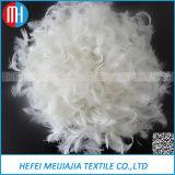 24cm/46cm het Gewassen Witte Vullen van de Veer van de Gans voor de Textiel van het Hoofdkussen