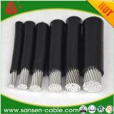 изолированный XLPE кабель алюминия цены по прейскуранту завода-изготовителя куртки PVC 0.6/1kv