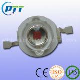 1W couleur verte LED haute puissance, 80-90lm, 1W 3W tout disponible à 350mA ou 700mA