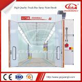 Cabina di spruzzo automatica della strumentazione della pittura di alta qualità della Cina per il camion/bus