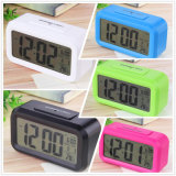 LED repetido Snooze Light ativado Sensor Clock