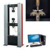 Machine de test de tension de flexion en plastique d'équipement d'essai d'ASTM D790