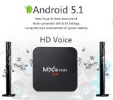 Meilleures ventes Mxq PRO 4k Android 5.1 1g / 8g Amlogic S905 Smart TV Box