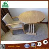Деревянная таблица и таблица исследования конструкции комнаты стулов и комплект стула