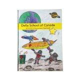 Venta caliente de la impresión a todo color de Customzied niños de libro de historia