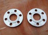 Connecteur du raccord hydraulique en acier inoxydable de la bride du tuyau