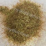 88541 Gold/Verde Camaleão cintilante pigmento polaco de gel cromado