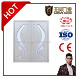 Modèles en bois de porte de l'entrée simple intérieure en gros la meilleur marché