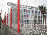 Barriera di sicurezza della rete fissa saldata rete fissa della rete metallica