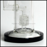 Fabricant Glass Smoking Water Pipe Diamond Glass Matrix Wholesale