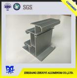 Profilo di alluminio anodizzato 6000 serie per la finestra ed il portello, fornitore di alluminio in Cina a