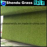 플라스틱 잔디 훈장을%s 녹색에 25mm