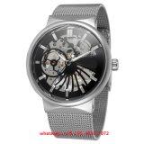 High-End de Automatische Horloges van de Manier met Roestvrij staal voor Mensen Fs476