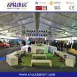 Mooie Nieuwe Tent 20X40m van het Ontwerp voor Auto toont op Bevordering