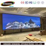Écran LED de professionnels de l'usine de Shenzhen Indoor P6 Panneau affichage LED