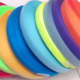着色された印刷されたストラップのバックルケーブルのタイのホックおよびループ