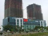 los paneles de emparedado de 4m m para el edificio