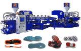 Zwei alleinige bildenmaschine der Farben-PVC/TPR