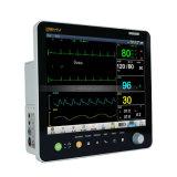 Equipo médico duradero Bmo310 Multi Parámetro Médico Monitor de paciente